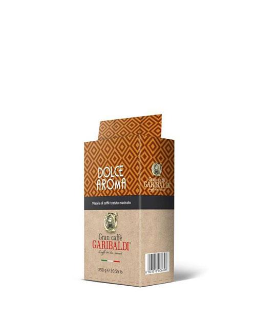"Мляно кафе Garibaldi "" Dolce Aroma "" – 0.250 кг."