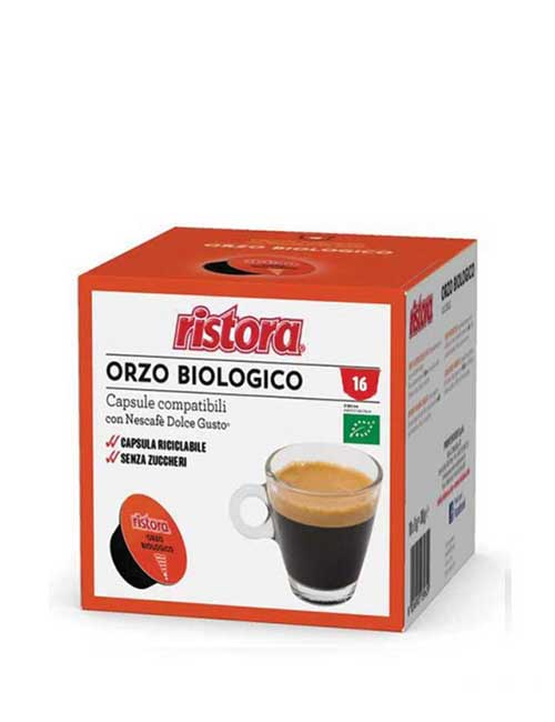 "Кафе RISTORA "" ORZO "" – DOLCE GUSTO – 16 броя"