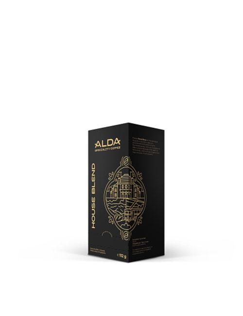Филтър дози ALDA Speciality Coffee House Blend  -16 бр.