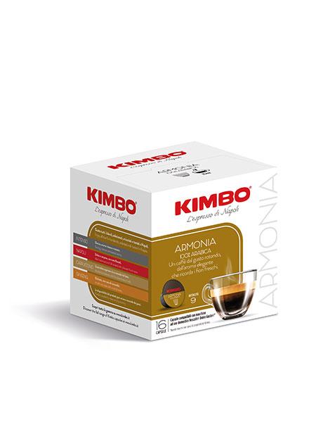 Кафе на капсули KIMBO ARMONIA Dolce Gusto– 16бр.
