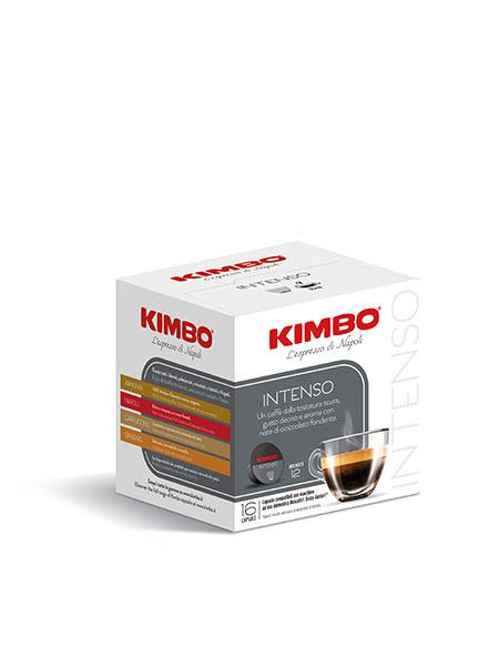 Кафе на капсули KIMBO INTENSO Dolce Gusto– 16 бр.
