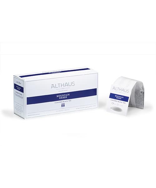 Althaus Tea Mountain Herbs 20 бр.x 4,0г / кутия