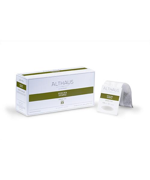 Althaus Tea Sencha Senpai 20 бр.x 4,0г/ кутия