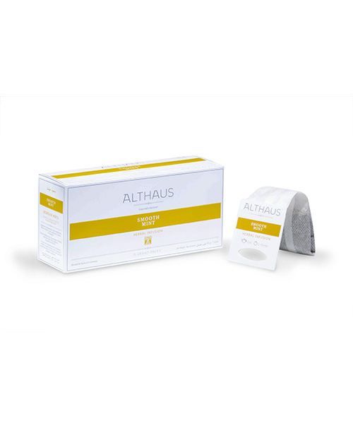 Althaus Tea Smooth Mint 15 бр.x 3,0г / кутия