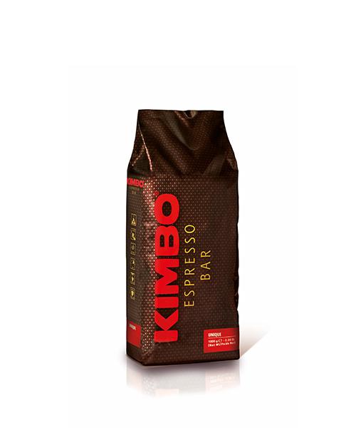 Кафе на зърна KIMBO UNIQUE 1кг.