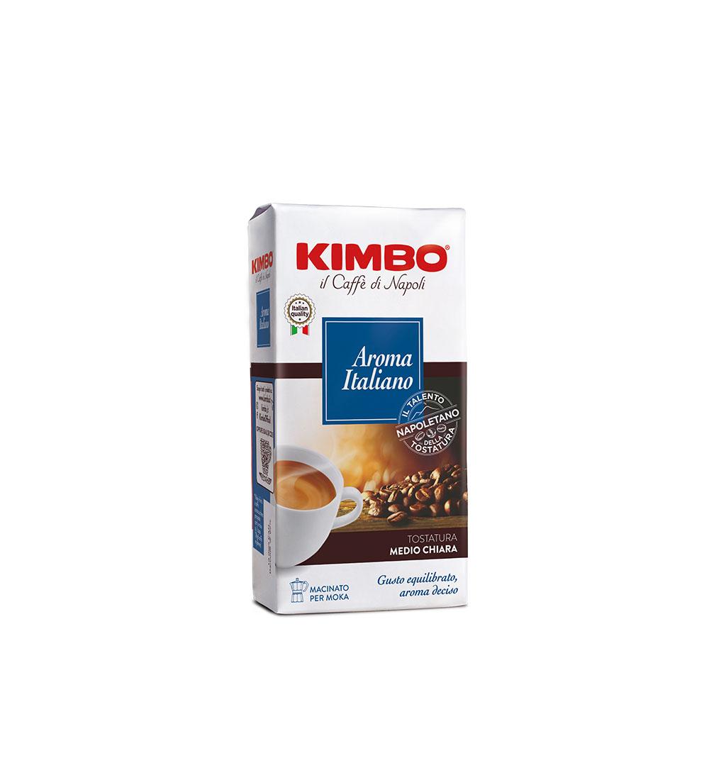 Mlqno kafe Kimbo Aroma Italiano