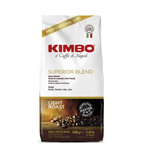 Кафе на зърна KIMBO SUPERIOR BLEND 1кг.