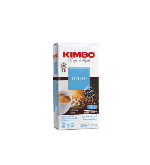 Мляно кафе Kimbo Decaffeinato – 250 г