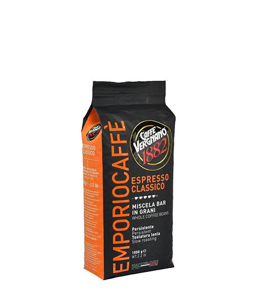 Кафе на зърна VERGNANO EMPORIO DEL CAFFE 1кг.