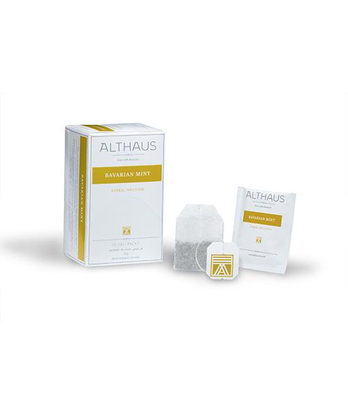Althaus Tea Bavarian Mint 20 бр. х 1,75г/ кутия