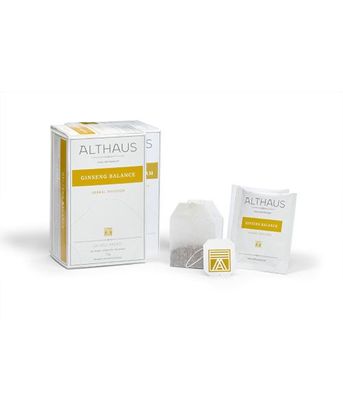 Althaus Tea Ginseng Balance 20 бр. х 1,75г/ кутия