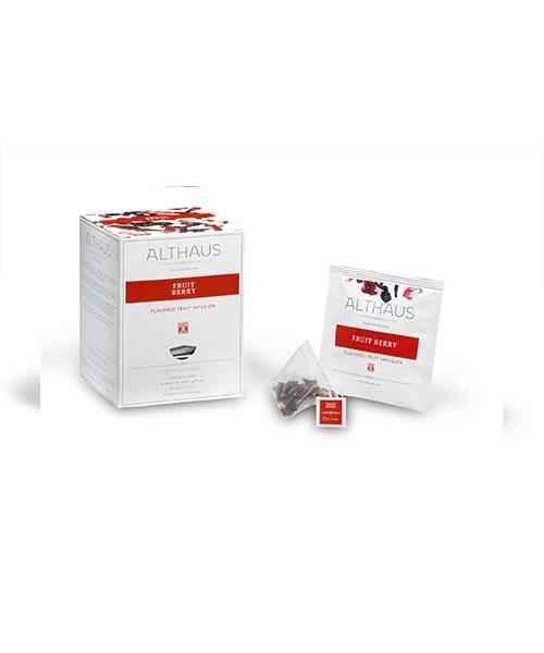 Althaus Tea Fruit Berry 15 бр.х 2,75г/ кутия