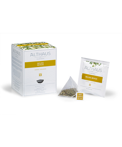 Althaus Tea Smooth Mint 15 бр.х 1,75г/ кутия
