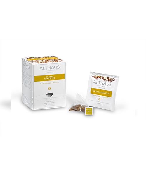 Althaus Tea Toffee Rooibush 15 бр.х 2,75г/ кутия
