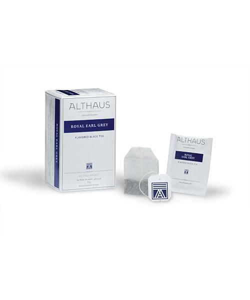 Althaus Tea Royal Earl Grey 20 бр. х 1,75г/ кутия
