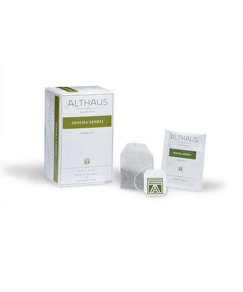 Althaus Tea Sencha Senpai 20 бр. х 1,75г/ кутия