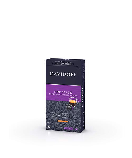 Кафе капсули Davidoff Prestige-Nespresso 10бр
