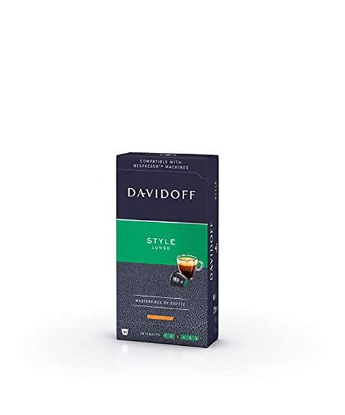 Кафе капсули Davidoff Style-Nespresso 10бр