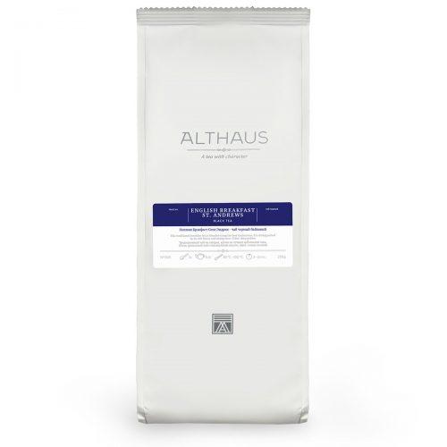 Althaus Tea English Breakfast 250г пакет