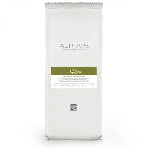 Althaus Tea Green Himalajian 250г пакет