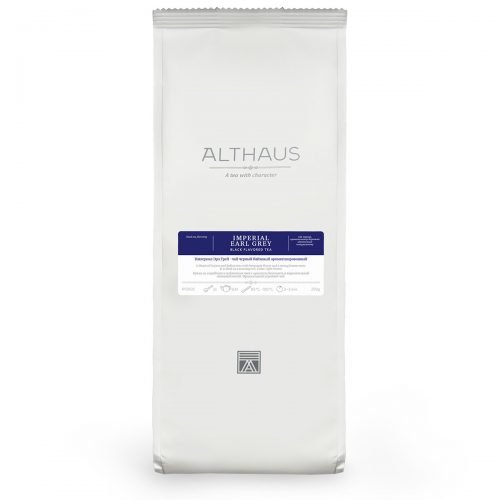 Althaus Tea Imperial Earl Grey 250г пакет