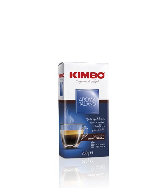 Мляно кафе Kimbo Aroma Italiano – 250 г