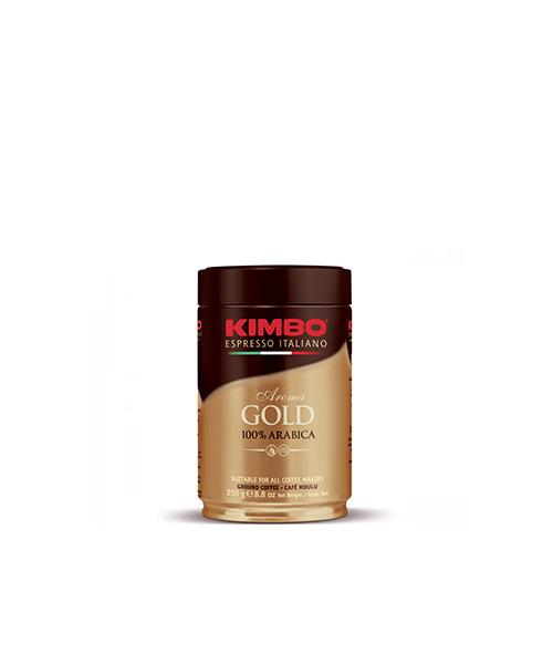 Мляно кафе Kimbo Aroma Gold – 250 г. кен