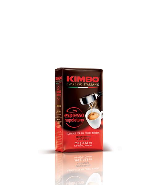 Мляно кафе Kimbo Espresso Napoletano – 250 г. вакум