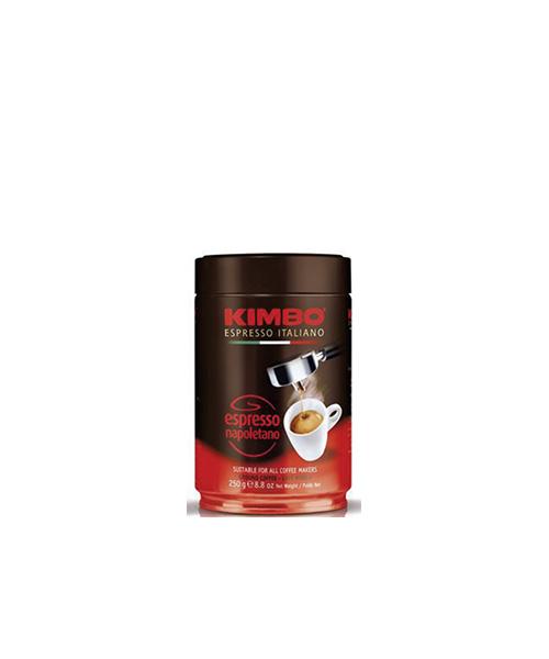 Мляно кафе Kimbo Espresso Napoletano – 250 г. кен