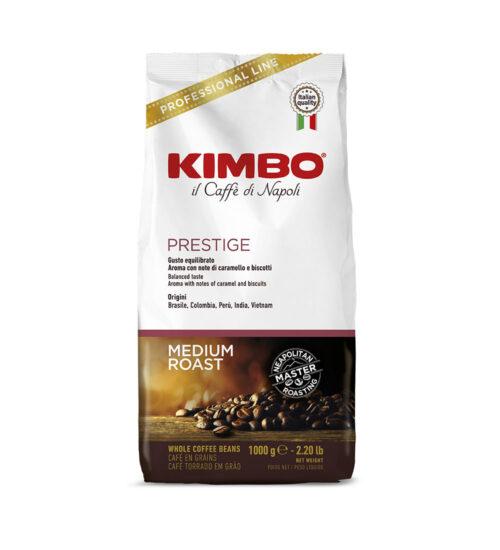 Кафе на зърна KIMBO PRESTIGE 1кг.