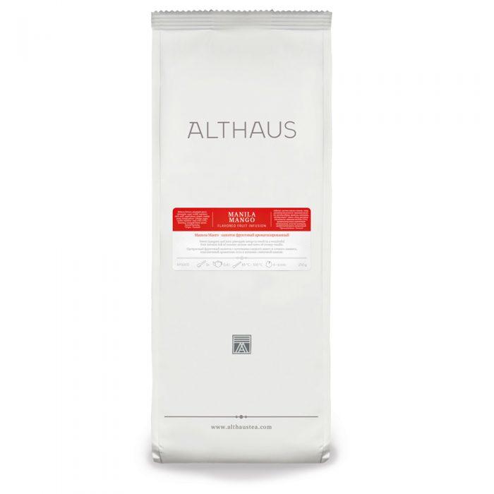 Althaus Tea Manila Mango 250г пакет