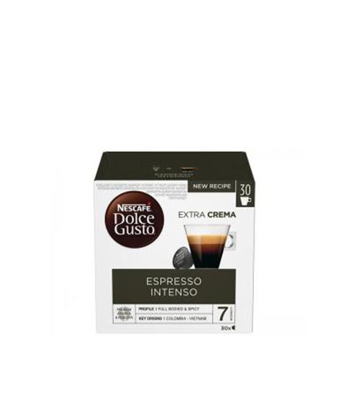 NESCAFÉ Dolce Gusto Espresso Intenso кафе капсули, 30 напитки