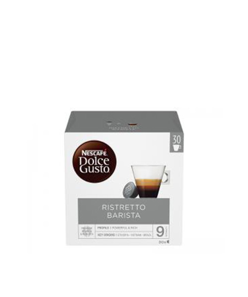 NESCAFÉ Dolce Gusto Barista кафе капсули, 30напитки