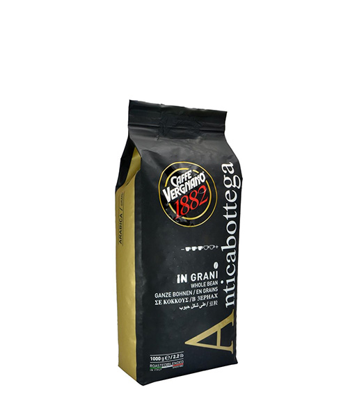 Кафе на зърна Vergnano Anticabottega - 1кг.