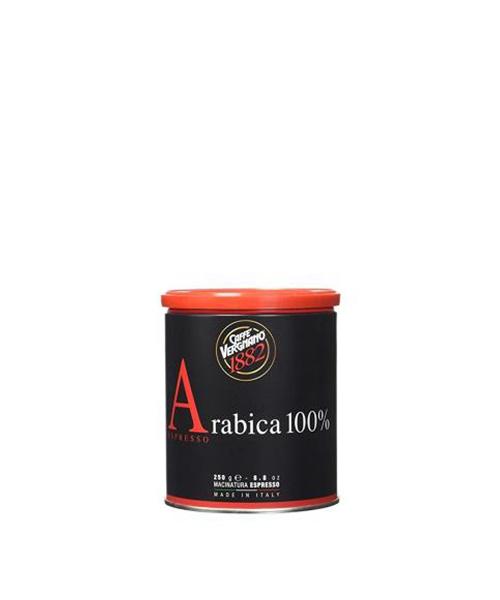 Vergnano Espresso 100% Arabica - мляно кафе 250 гр.