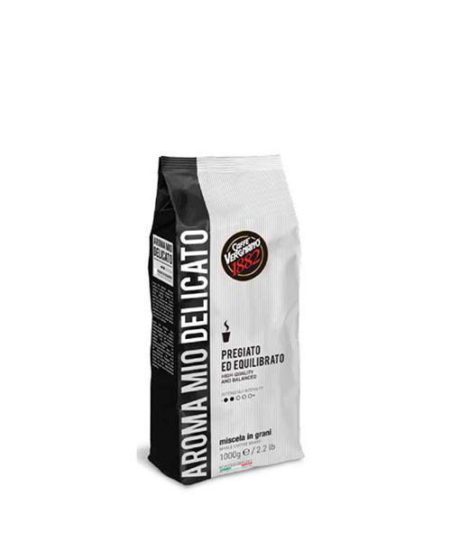 Кафе на зърна VERGNANO DELICATO 1кг.