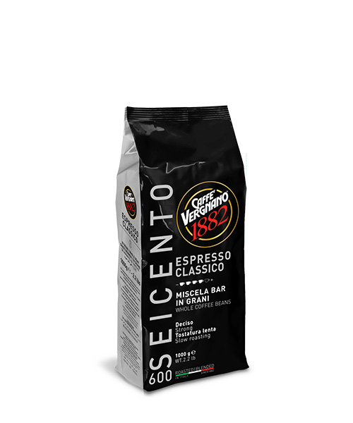 Кафе на зърна VERGNANO ESPRESSO CLASSICO 1кг.