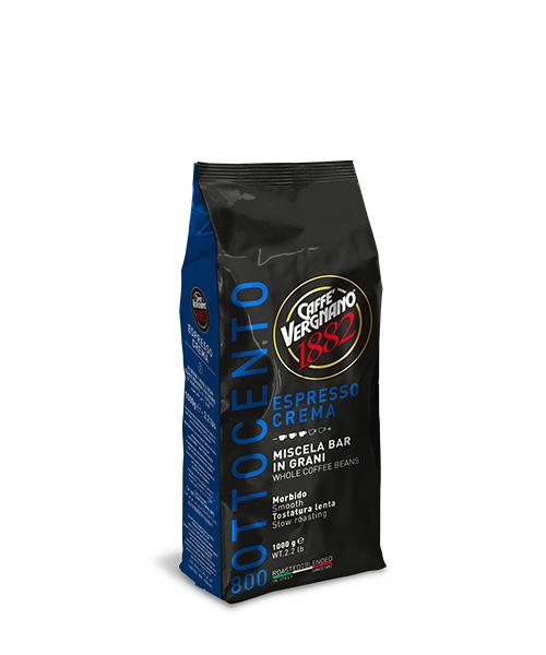 Кафе на зърна VERGNANO ESPRESSO CREMA 1кг.