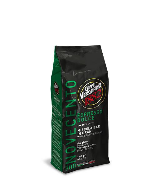 Кафе на зърна VERGNANO ESPRESSO DOLCE 1кг.