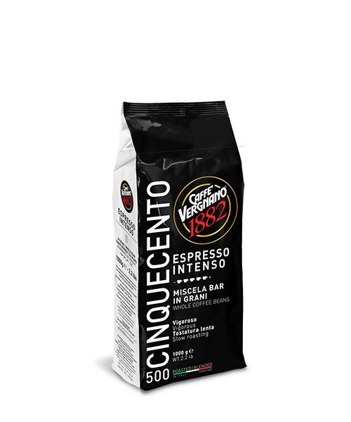 Кафе на зърна VERGNANO ESPRESSO INTENSO 1кг.