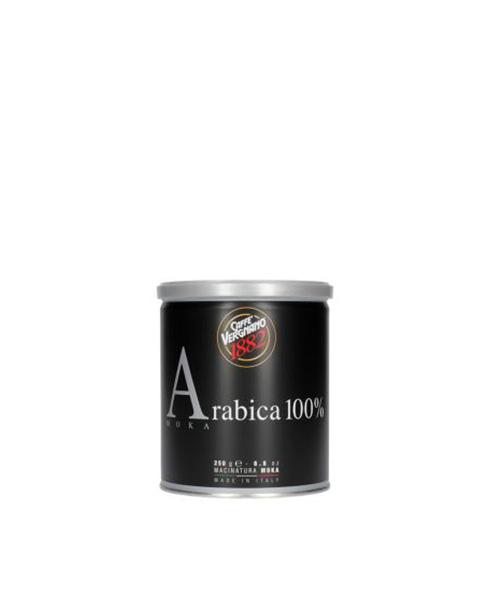 Vergnano Espresso 100% Arabica Moka - мляко кафе 250 гр.