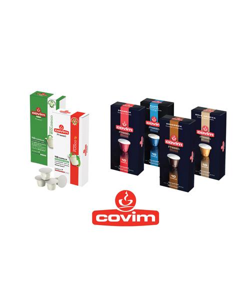 Комбо Пакет Covim Nespresso