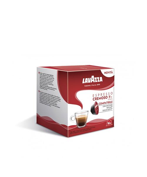Кафе капсули Lavazza Cremoso Dolce Gusto-16 бр.
