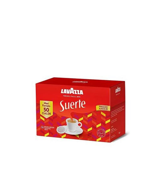 Lavazza Suerte кафе дози-50бр.