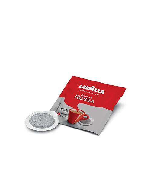 Lavazza Qualità Rossa кафе дози-18бр
