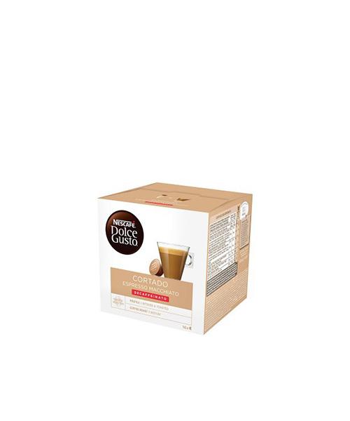 NESCAFE Dolce Gusto Caffè Cortado Esspresso Macchiato Decaf - 16напитки