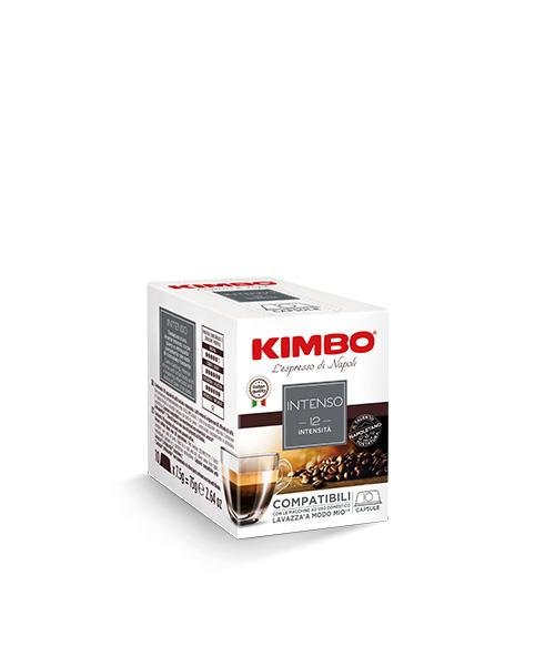 Кафе на капсули Kimbo Intenso Amodo mio -10 бр