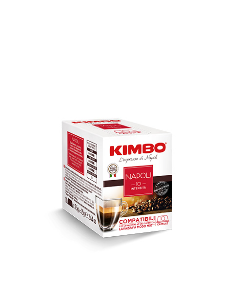 Кафе на капсули Kimbo Napoli Amodo mio - 10бр