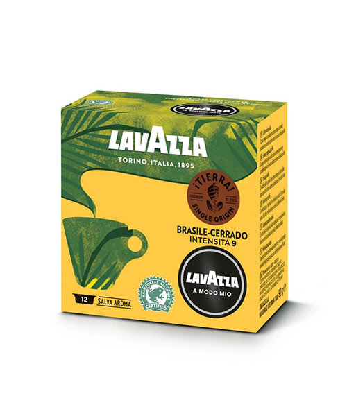 Капсули кафе Lavazza A Modo Mio Brasile 12 бр.
