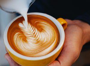 Кафе Covim 2 - оранжево